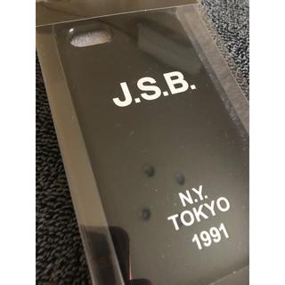 サンダイメジェイソウルブラザーズ(三代目 J Soul Brothers)のJSBスマホケース 正規品(iPhoneケース)