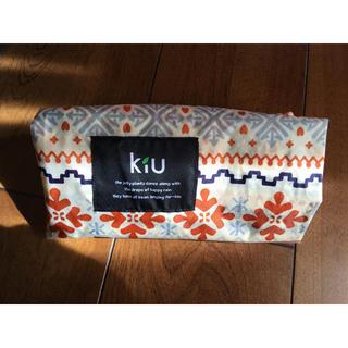 キウ(KiU)のおしゃれな北欧デザイン♡エコバッグKiu(エコバッグ)