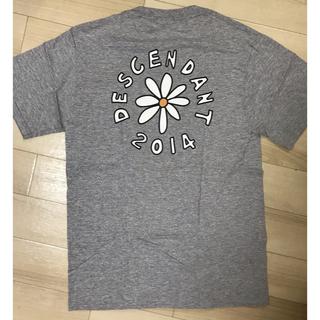 ダブルタップス(W)taps)のDESCENDANT    Tシャツ  Sサイズ(Tシャツ(半袖/袖なし))