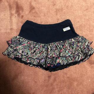 アナスイミニ(ANNA SUI mini)のANNA SUIミニ スカートパンツ  キュロット80(スカート)
