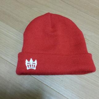 ロデオクラウンズワイドボウル(RODEO CROWNS WIDE BOWL)のロデオ☆キッズ ニット帽(その他)