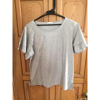 ジーユー(GU)のGU Tシャツ L 4月末まで(Tシャツ(半袖/袖なし))