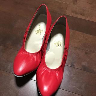 日本製ダンスシューズ ほぼ未使用、美品(靴/ブーツ)