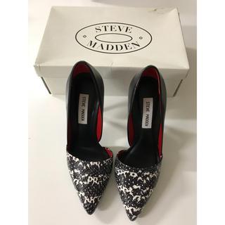 スティーブマデン(Steve Madden)の新品 STEVEMADDEN  パンプス 靴 シューズ  スティーブマデン (ハイヒール/パンプス)