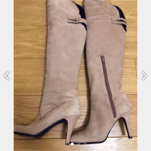 Odette e Odile(オデットエオディール)の12/10まで 最終セール ♡美品♡オデットエオディール ロングブーツ ニーハイ レディースの靴/シューズ(ブーツ)の商品写真