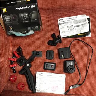 ニコン(Nikon)のNikon keymission170(ビデオカメラ)