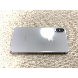 アイフォーン(iPhone)のiPhone X 256GB SIMフリー化済み(スマートフォン本体)