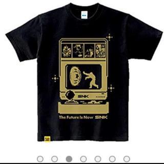 エスエヌケイ(SNK)のAmazonプライムデー限定 ネオジオミニ付属 Haou Tシャツ(Tシャツ/カットソー(半袖/袖なし))