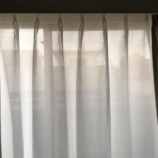 ムジルシリョウヒン(MUJI (無印良品))の無印良品カーテン(カーテン)
