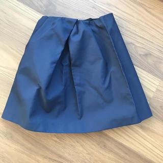 バーニーズニューヨーク(BARNEYS NEW YORK)のヨーコチャン ボンディングスカート(ミニスカート)
