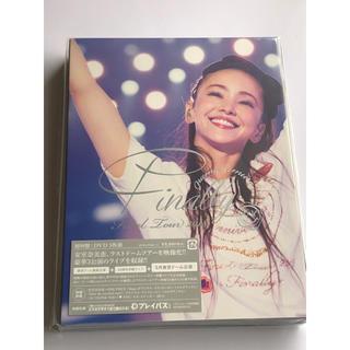 【初回盤】限定 安室奈美恵 DVD ~Finally~ 東京(ミュージック)