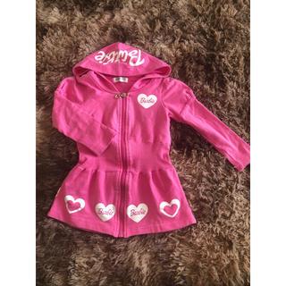 バービー(Barbie)のバービー パーカー(ジャケット/上着)