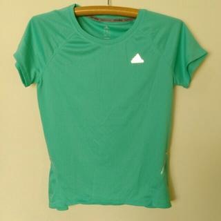 アディダス(adidas)のアディダス新品タグ付きレディースTシャツL サイズ(ウェア)