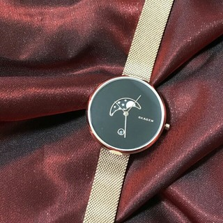 スカーゲン(SKAGEN)の大人気! ✨ 廃盤モデル ◆SKAGEN《スカーゲン》腕時計 レディース(腕時計)