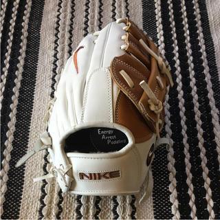 ナイキ(NIKE)のNIKEナイキ グローブ 軟式内野手用 11.5インチ(グローブ)