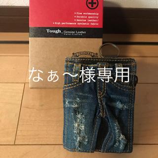 タフ(TOUGH)のtough タフ / 2つ折り財布 未使用(折り財布)