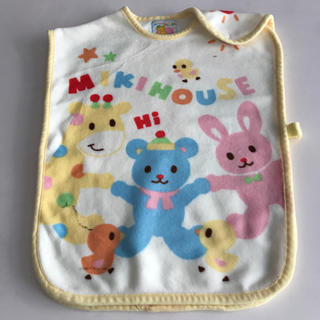 ミキハウス(mikihouse)のミキハウス 着る毛布(毛布)