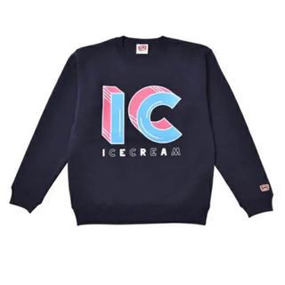 アイスクリーム(ICE CREAM)のicecream  アイスクリーム スウェット S(スウェット)