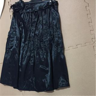 グーコミューン(GOUT COMMUN)の未使用スカート(ひざ丈スカート)