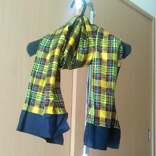 コルディア(CORDIER)のシルクスカーフ(バンダナ/スカーフ)