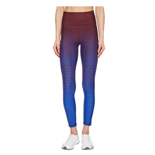 Women's Clothing Stella Mccartney Adidas Leggings L Rare Blue