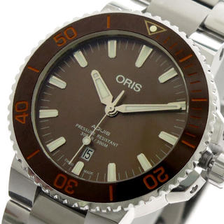オリス(ORIS)のオリス ORIS 腕時計 メンズ 73377304152M アクイス AQUIS(腕時計(アナログ))