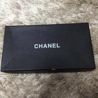 シャネル(CHANEL)のシャネル♡財布箱(財布)