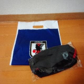 アディダス(adidas)の日本代表 キリンチャレンジカップ ノベルティ ポーチ(記念品/関連グッズ)