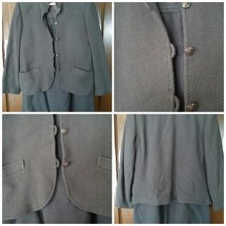 エマニュエルウンガロ(emanuel ungaro)の エマニュエル ウンガロ レディース セットアップ ジャケット スカート 7号(セット/コーデ)