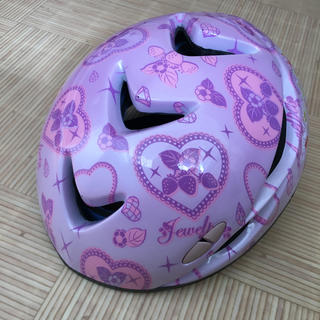 ジョイパレット(ジョイパレット)のジョイパレット ジュエルペット ジュニアヘルメット (自転車)