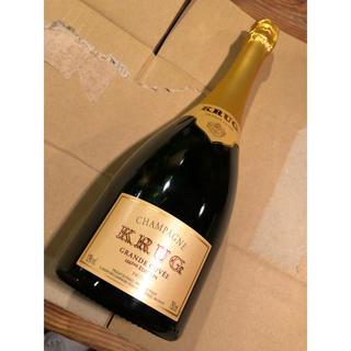 クリュッグ(Krug)のシャンパン 酒 KRUG 6本入り(シャンパン/スパークリングワイン)
