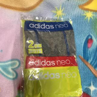 アディダス(adidas)の新品♡adidas  ボクサーブリーフ  110(下着)