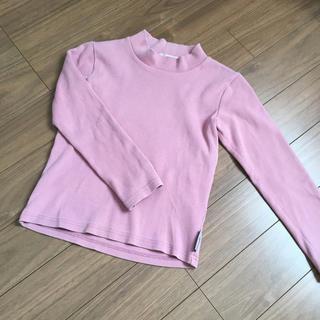 シャマ(shama)のSHAMA リブトップス 130cm(Tシャツ/カットソー)