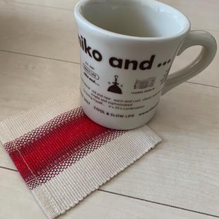 ニコアンド(niko and...)のniko and... マグカップ 新品未使用(グラス/カップ)