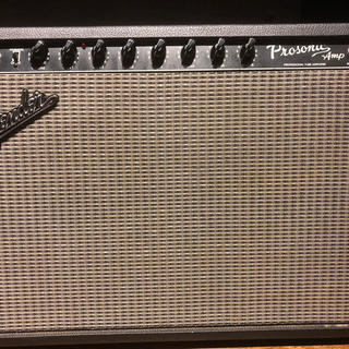 フェンダー(Fender)のFender prosonic amp(ギターアンプ)