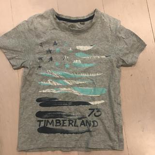 ティンバーランド(Timberland)のティンバーランド⭐︎Tシャツ126cm(Tシャツ/カットソー)