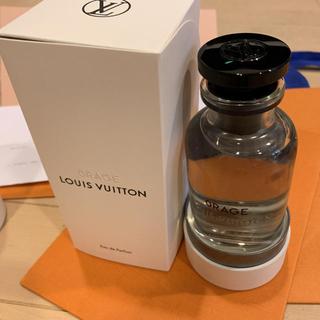 ルイヴィトン(LOUIS VUITTON)のLOUIS VUITTON ORAGE 100ml(香水(男性用))