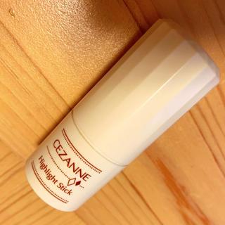 セザンヌケショウヒン(CEZANNE(セザンヌ化粧品))のセザンヌ ハイライトスティック 01パール入りホワイト(チーク)