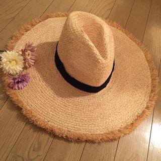ルームサンマルロクコンテンポラリー(room306 CONTEMPORARY)のroom306 麦わら帽子ハット✨(麦わら帽子/ストローハット)
