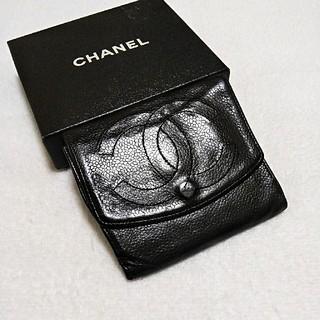 シャネル(CHANEL)のLOVE☆KISS様専用!シャネル  キャビア  デカココマーク  財布(財布)