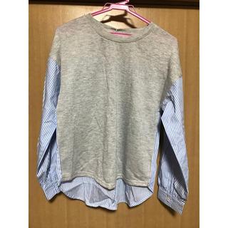 カシータ(casiTA)のスウェットシャツ(Tシャツ(長袖/七分))