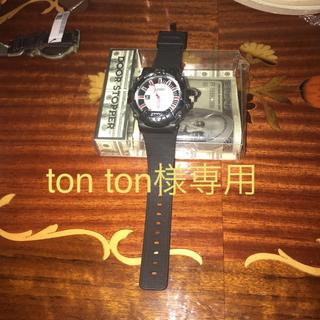 ジッポー(ZIPPO)のジッポ腕時計美品と計4点同梱(腕時計(アナログ))