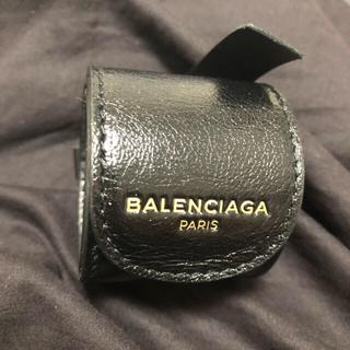 バレンシアガ(Balenciaga)の格安 balenciagレザーバングル(バングル/リストバンド)