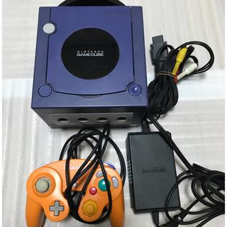 ゲームキューブ本体セット&ソフト5本