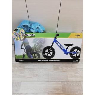 ストライダ(STRIDA)のストライダー スポーツ ブルー 新品 展示品(自転車)