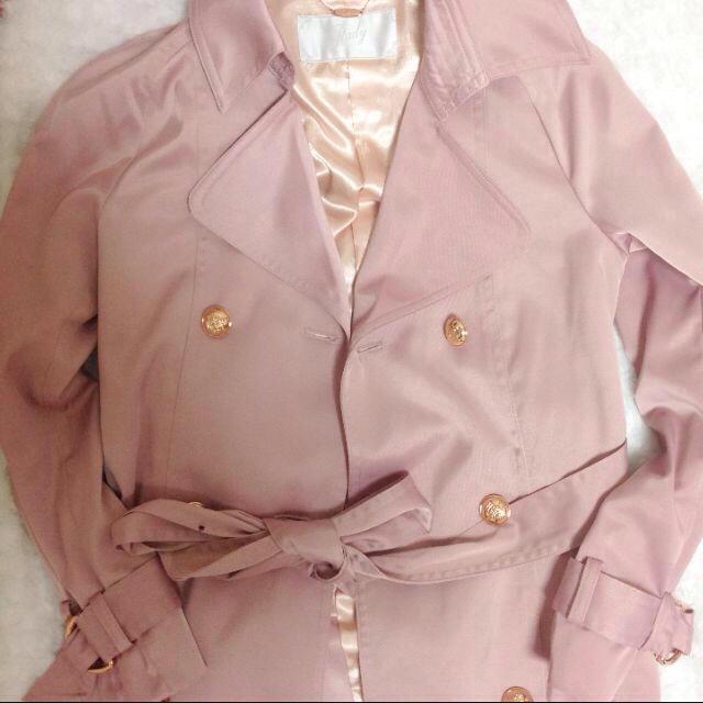 Rady(レディー)のRady♥︎トレンチコート 正規品 レディースのジャケット/アウター(トレンチコート)の商品写真