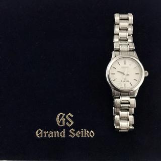 グランドセイコー(Grand Seiko)のグランドセイコー レディース  電池交換済み 防水検査済み(腕時計)