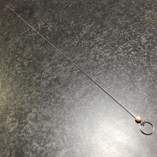 神経締め 神経〆 0.8mm 釣り フィッシング ジギング 船サバ ブリ アジ(その他)