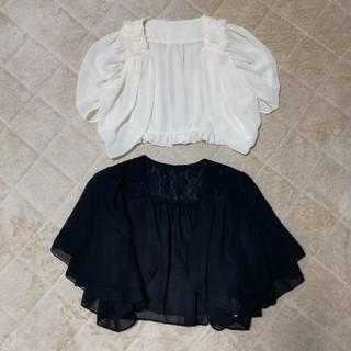 ボレロ のページ【こちらはドレス含む6点セット売りです。是非ご覧ください^^】(ボレロ)