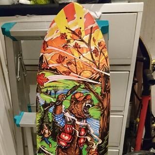ドッグタウン(DOG TOWN)のロング スケートボード Land Yachtz(スケートボード)